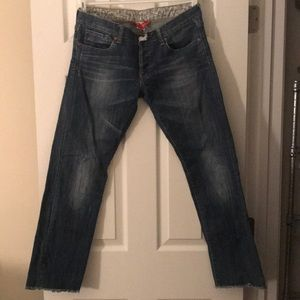 Lucky Brand Crop Size 6